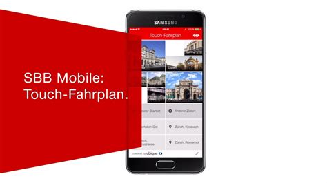mobile ffs sbb mobile touch fahrplan