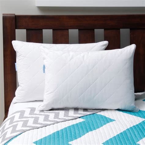 sealy posturepedic bed pillows sealy posturepedic feather and down pillow set of 2