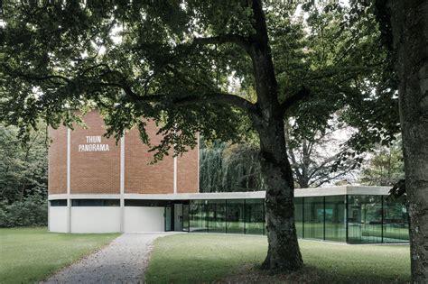 Architektur Raum 5520 by Interaktion Zwischen Anlehnung Und Distanz Thun Panorama