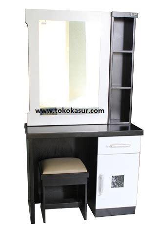 Meja Rias Sliding meja rias volga kaca sliding toko kasur bed murah simpati furniture