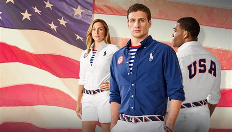 Ralph Olympic Collection For Usa Olympics Team by The Polo Ralph 2016 U S Olympic Collection Four