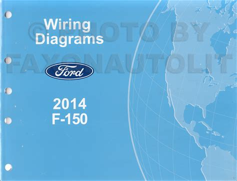 2007 ford f 150 brochure wiring diagrams wiring diagram