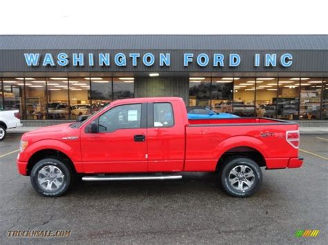 2012 ford stx 2012 ford f150 stx supercab 4x4 in race a27940