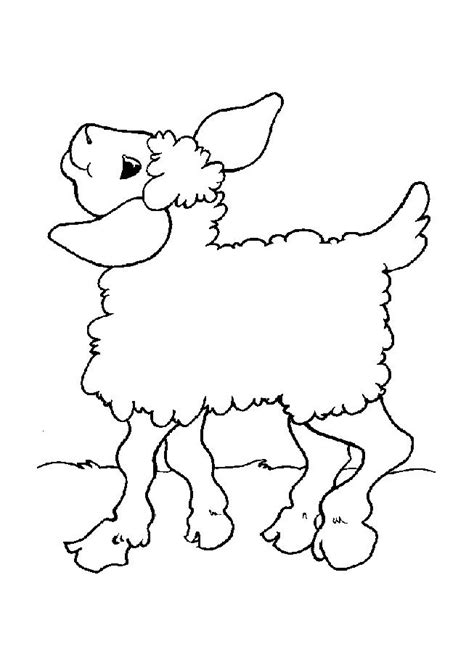 lamb of god colouring pages az coloring pages