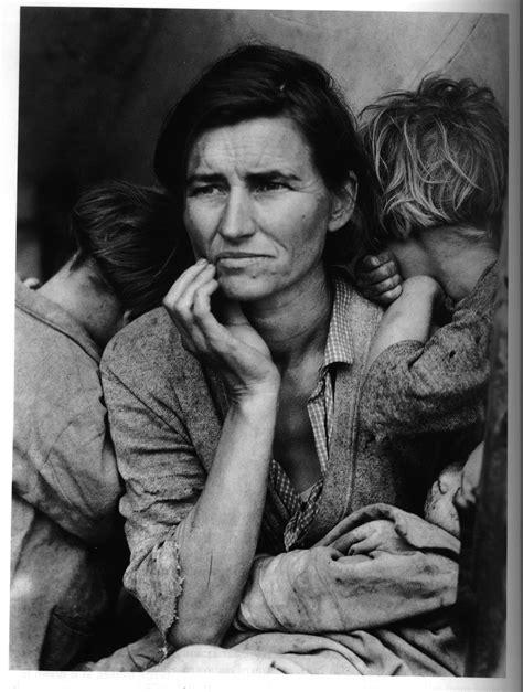 Bekannte Bilder by 100 Days Of Day 7 Dorothea Lange