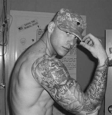 military tattoo quebec city 2014 awesome soldier military style tattoos tattoomagz