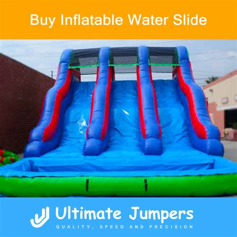 buy water slide bounce house where to buy inflatable water slide ultimate jumpers