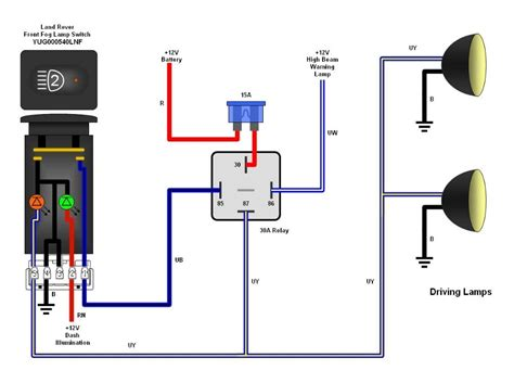 horn relay wiring diagram relay 5 pin wiring diagram wiring diagram and schematic
