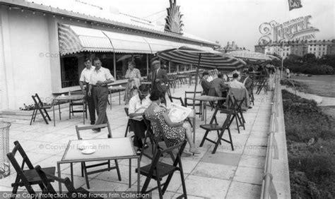 Southsea Rock Garden Restaurant C 1960 Francis Frith Rock Garden Tavern