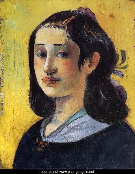 paul gauguin a complete 0340552220 paul gauguin the complete works portrait of gauguin paul gauguin net