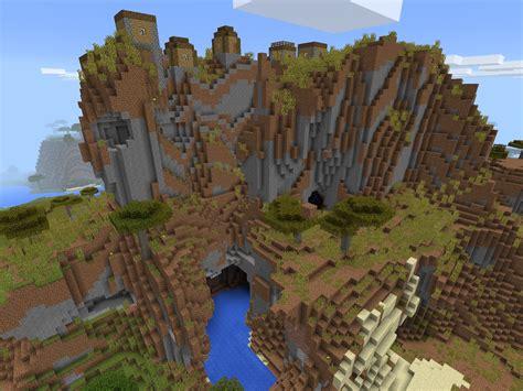 minecraft pe house seeds savanna extreme hill topside village kids activities party ideas minecraft