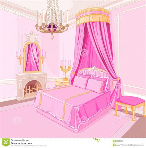 Bathroom Colors 2016 princess bedroom stock image image 30805891