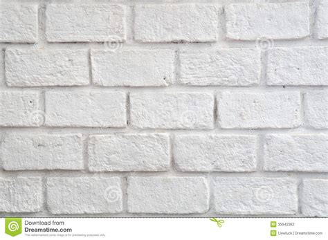 Concrete Block Floor Plans by White Stone Brick Wall Stock Photography Image 35942362