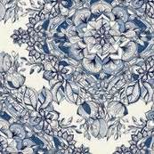 doodle god wiki fabric floral doodle in navy blue and fabric