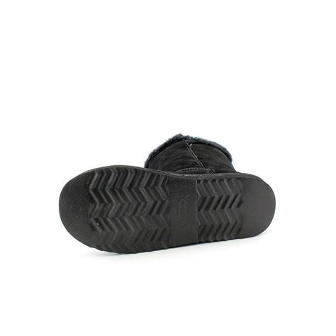 botas de co piel style co botas de piel forradas de borreguito 23