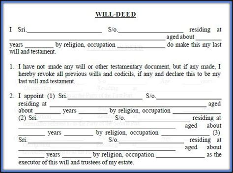 5 Ways Of Transferring Or Acquiring Real Estate Property Types Of Deeds Write Own Will Template