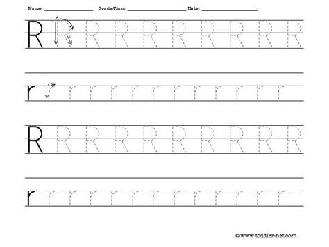 letter r worksheets number names worksheets 187 abc trace worksheet free 1435