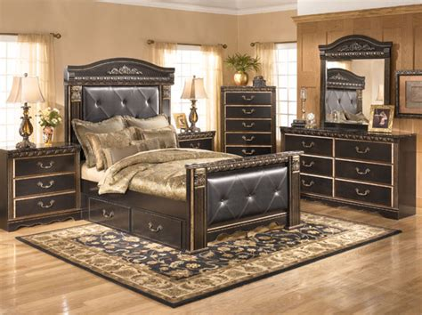 coal creek storage collection b175 bedroom set