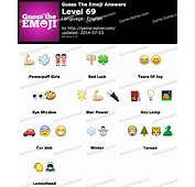 Guess The Emoji Level 69  Game Solver