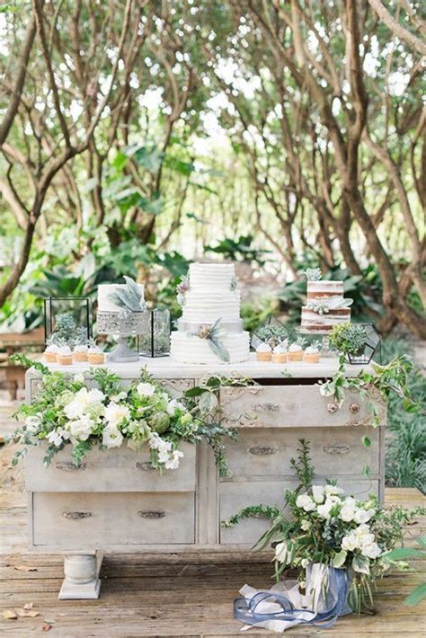 wedding dessert table ideas   blow  mind