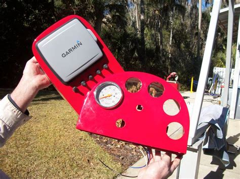 airboat console kirk s handmade console southern airboat picture gallery