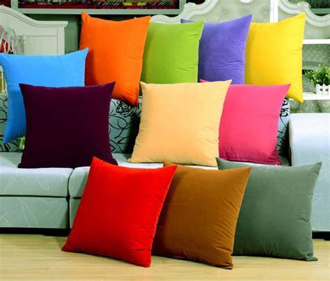 Cushion Cover For Sofa 3 Pcs Lote 2015 New Jaune Micro Su 232 De Color 233 S Pas Cher