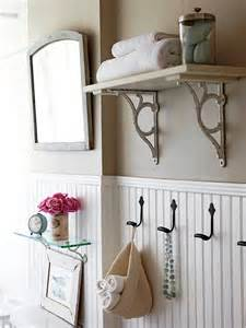 bathroom ideas with beadboard bathroom beadboard cottage bathroom bhg