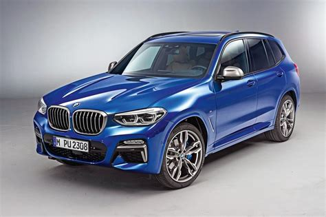 Pictures Of New Bmws by New Bmw X3 Revealed Pictures Auto Express