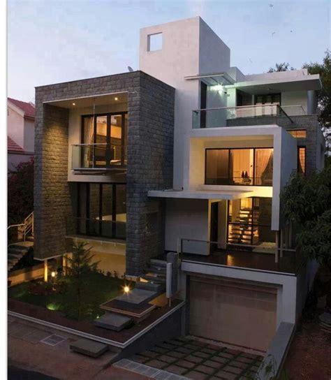 fotos de fachadas de casas modernas lias y sobrias