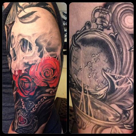 time piece tattoos mccready certified artist