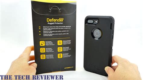 otterbox defender for iphone 7 plus solid serious
