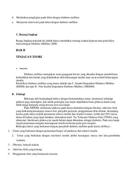 format askep pada lansia askep hipertensi pada lansia pdf