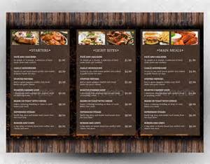 html menu design templates 18 restaurant menu design templates