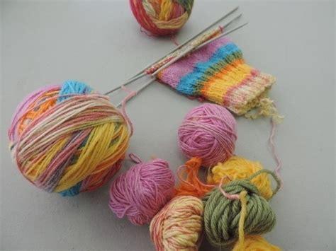 adding yarn to knitting project make a magic yarn 183 how to make a yarn 183 yarncraft on