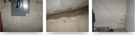 leaking foundation basement waterproofing