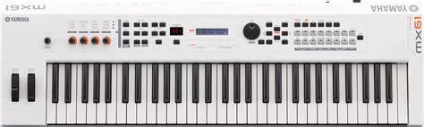 Keyboard Yamaha Mx61 yamaha mx61 rent from 120 month musicorp australia
