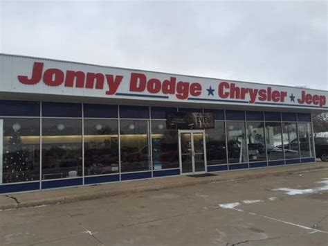 Chrysler Dealers In Nebraska Jonny Dodge Chrysler Jeep Car Dealership In Neligh Ne