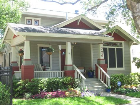 98 best bungalow craftsman porches images on pinterest