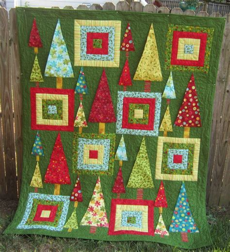 Tree Shop Quilts by Oh Tree Quilt Kit