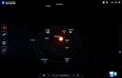 best solar system simulator vektanova solar system simulator solar system scope