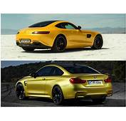 How Does The BMW M4 Stack Up Against Mercedes AMG GT