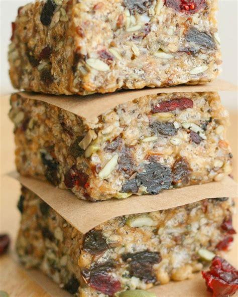 healthy vegan energy bars recipe healthy energy bars