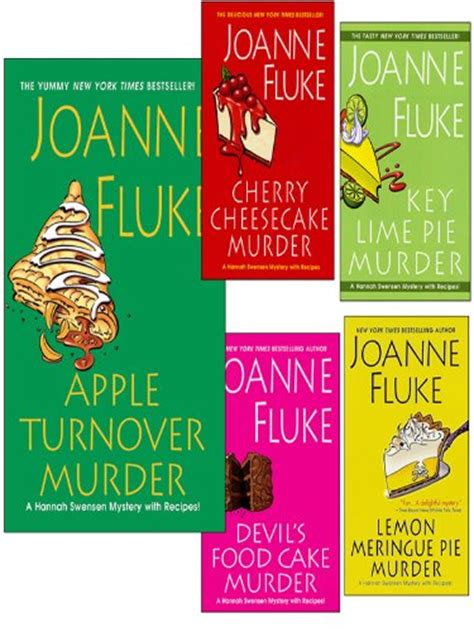 the swensen mysteries by joanne fluke acting out
