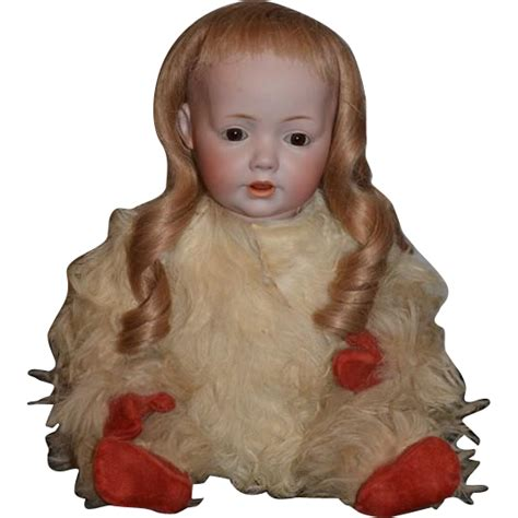 antique bisque doll identification antique doll bisque hilda by kestner gorgeous hilda