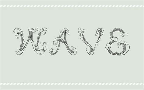 font design water 14 water fonts free otf ttf format download free