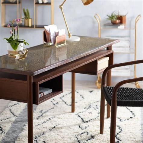 espresso brown cane top randall desk    desk bedroom desk world market desk