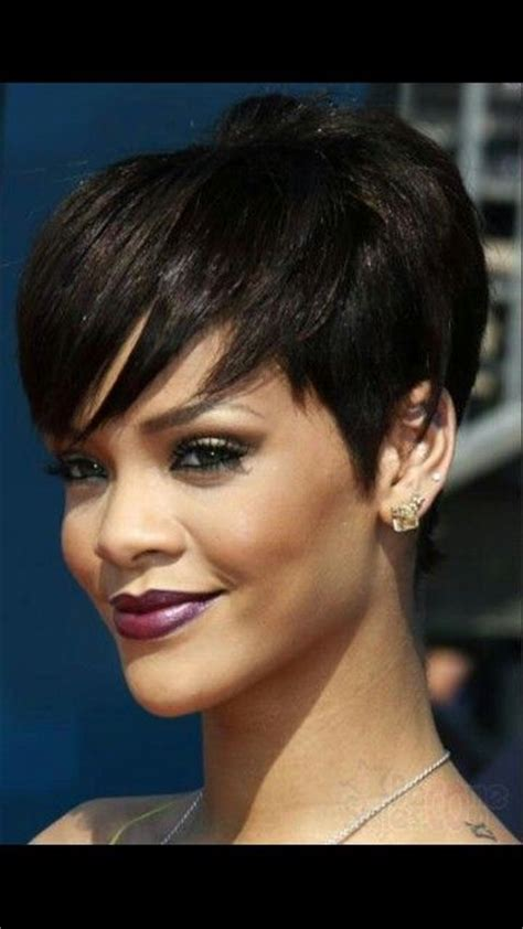 how to style pixie with fringe pixie cut fringe hair pinterest