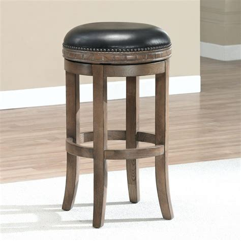 Wood Swivel Bar Stools by Wood Swivel Bar Stools Best Home Ideas Collection