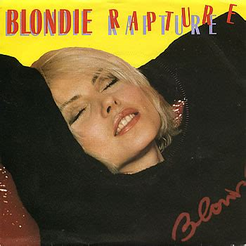 Testo Blondie by Lovely 80 S Blondie Rapture Ufficiale Testo E