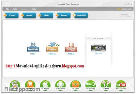 download aplikasi mp3 converter gratis download aplikasi freemake video converter 4 1 1 0 terbaru